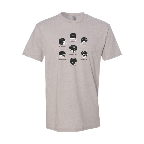 Helmet Hall - Unisex T-Shirt - Pick & Shovel Wear