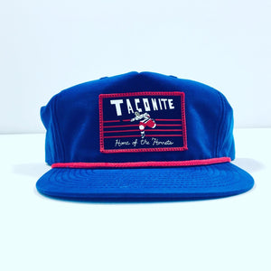 Taconite - Home of the Hornets - Snapback Cap