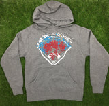 The 2K Spray - Adult Lightweight Pullover Hoodie - Pick & Shovel Wear