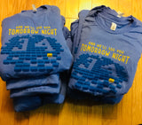 And We'll See You Tomorrow Night - Minnesota Baseball - Adult Unisex T-Shirt - Pick & Shovel Wear