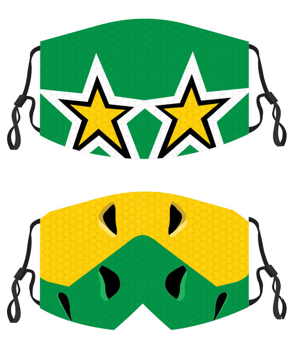 North Star Goalie Mask 2-Pack - Face Mask