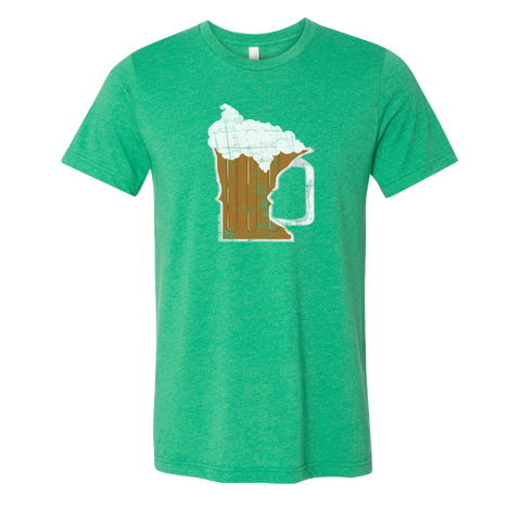 Minnesota Mug - Unisex T-Shirt - Pick & Shovel Wear