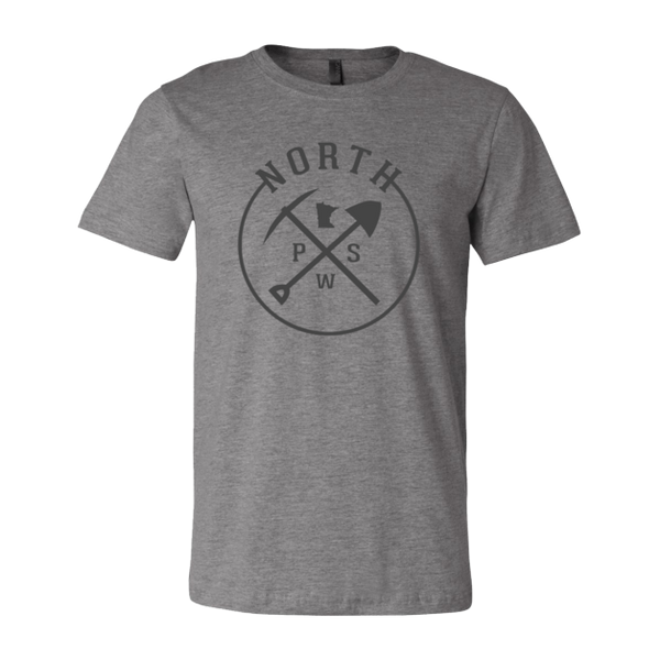 PSW North Logo - Unisex T-Shirt - Pick & Shovel Wear