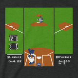 RBI Game 6 - Unisex T-Shirt - Heather Black
