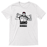 Sano Knows Bombas - Minnesota Baseball - Unisex T-Shirt