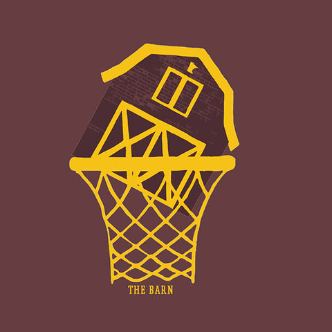 The Barn - Minnesota Basketball - Women's Triblend Tee - Pick & Shovel Wear
