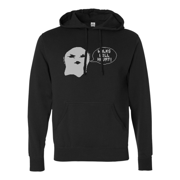 Walks Will Haunt - Minnesota Baseball - Adult Pullover Hoodie