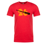Wunderboy - Unisex T-Shirt - Heather Red - Pick & Shovel Wear