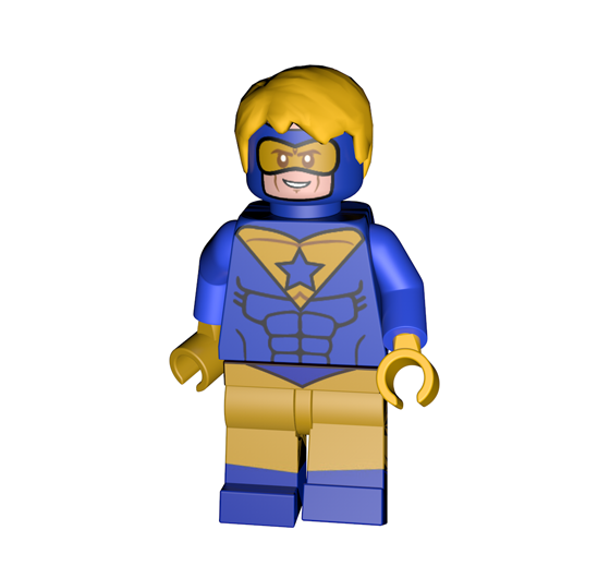 Booster Gold - PRESALE