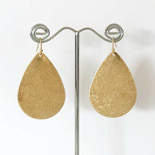 FRANKIE EARRINGS - GOLD