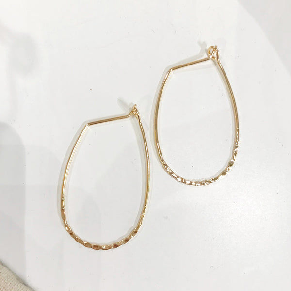 SUZETTE EARRINGS - GOLD