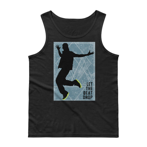 Let The Beat Drop Tank Top