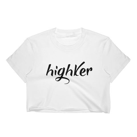 Highker Women's Crop Top
