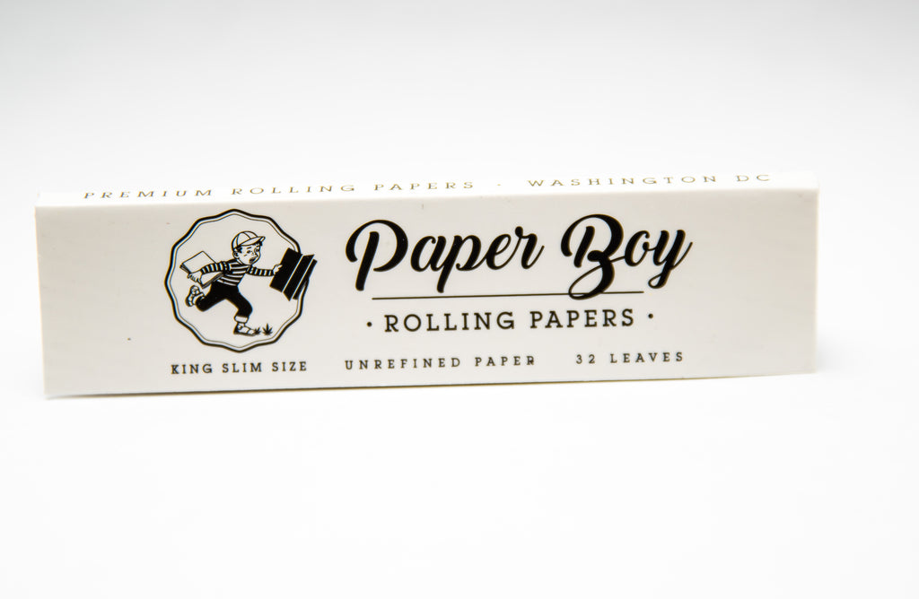 Paper Boy Papers King Size Slim