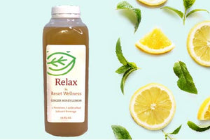 Relax Beverages - 200mg THC