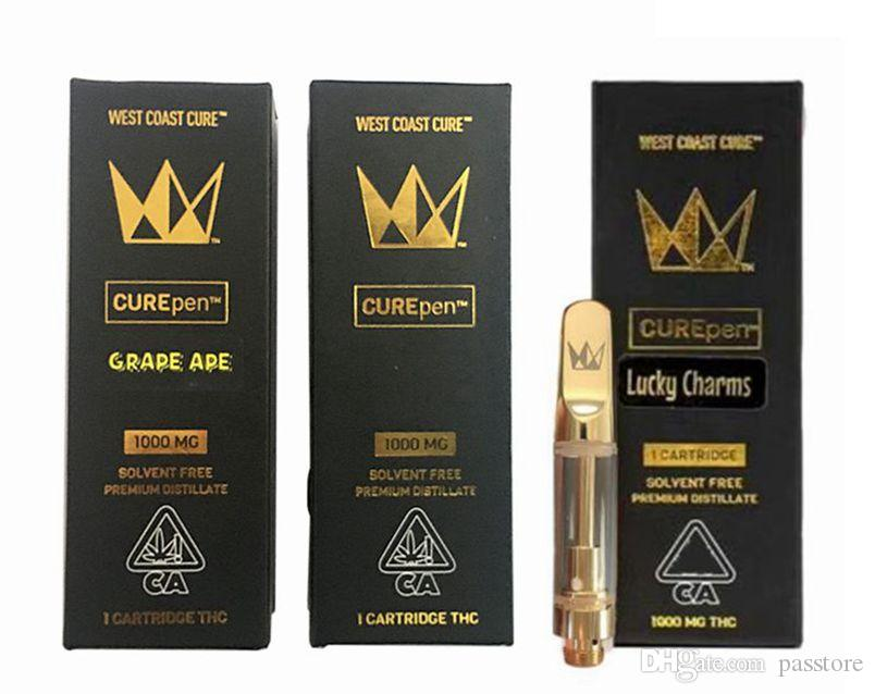 1g Vape Cartridge - NO VAPE BATTERY KIT
