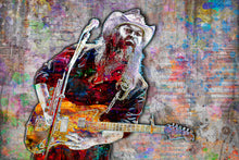 Chris Stapleton Poster, Chris Stapleton Gift, Chris Stapleton Tribute Fine Art