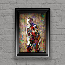 Dan Reynolds of Imagine Dragons Poster, Imagine Dragons Tribute Fine Art