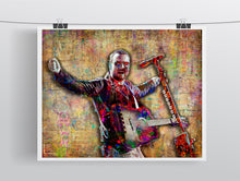 Eric Church Poster, Eric Church Country 3, Eric Church Tribute Fine Art