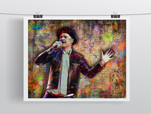 Good Downie Pop Poster, Gord Downie Pop Gift, Gord of the Tragically Hip  Tribute Fine Art