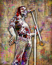 Joe Cocker Poster, Joe Cocker Tribute Fine Art