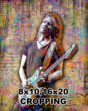 Kenny Wayne Shepherd Poster, Kenny Wayne Shepherd Tribute Fine Art