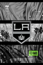 Los Angeles Kings Poster, LA Kings Hockey Print, Los Angeles Kings Man Cave Art, LA Kings