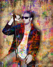 Layne Staley Poster Layne Staley and Alice In Chains Tribute Fine Art