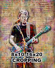 Lou Reed of Velvet Underground Poster, Lou Reed Tribute Fine Art