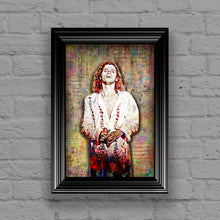 Michael Hutchence of INXS Poster, INXS Tribute Fine Art