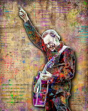 Neil Diamond Poster, Neil Diamond Tribute Fine Art