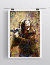 Ozzy Osbourne Poster, Ozzy Pop Gift, Ozzy Black Sabbath Tribute Fine Art