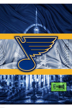 St. Louis Blues Poster, Saint Louis Blues Hockey Gift, Blues Man Cave  Art, Blues Hockey