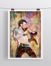 Scott Weiland  Poster, Scott Weiland and Stone Temple Pilots Tribute Fine Art