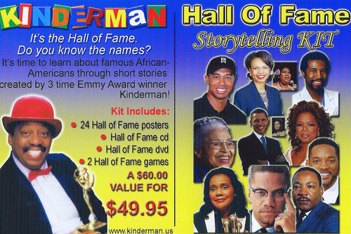 Hall of Fame Storytelling Kit
