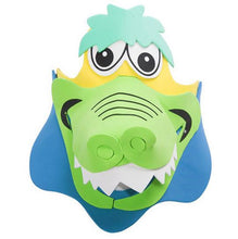 Mask Birthday Party Supplies EVA Foam Animal Headdress Cartoon Kids Party Dress Up Costume Zoo Jungle Mask Party Decoration