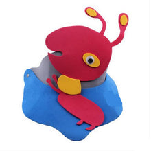 Mask Children Birthday Party Supplies EVA Headdress helmet Cartoon Kids Party Dress Up  Costume Zoo Jungle Party Decoration