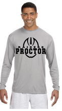 "Polyester ""Dry Fit"" Long Sleeve"
