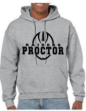 50% Cotton/ 50% Polyester Hoodie