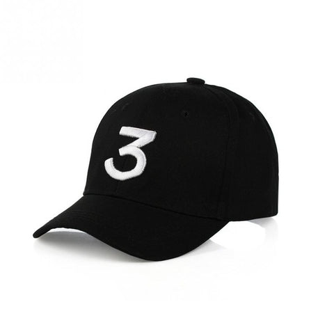 Chance 3 Rapper Cap