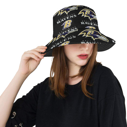 Baltimore Ravens Bucket Hat