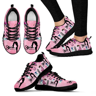 Hairdresser Shoes Women's Sneakers