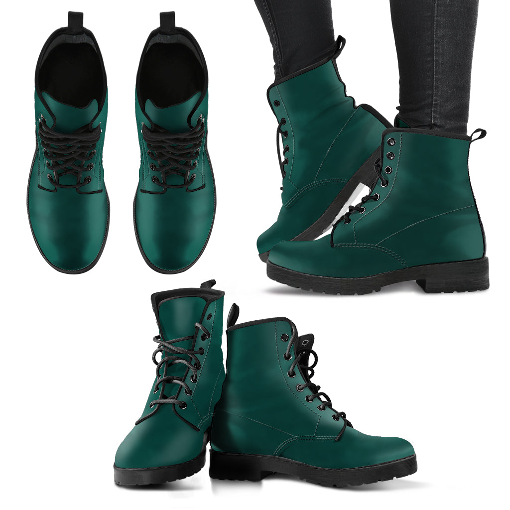 Green Boots For Women