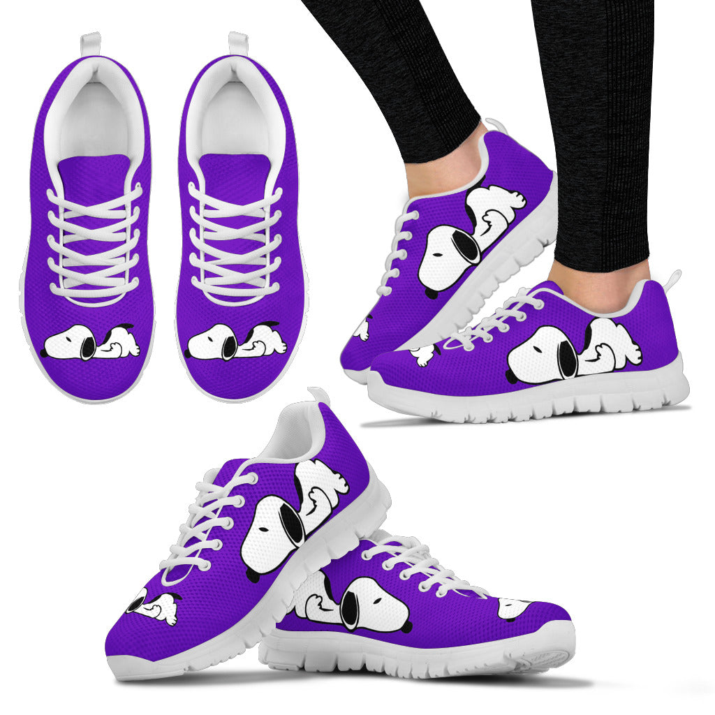 Snoopy Shoes Women's Sneakers for Womens