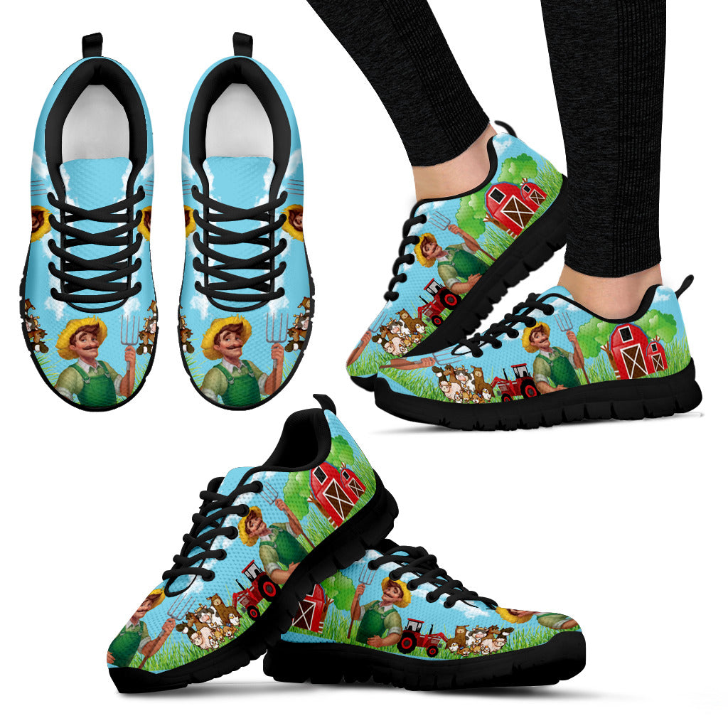 Farmers Shoes Women's Sneakers