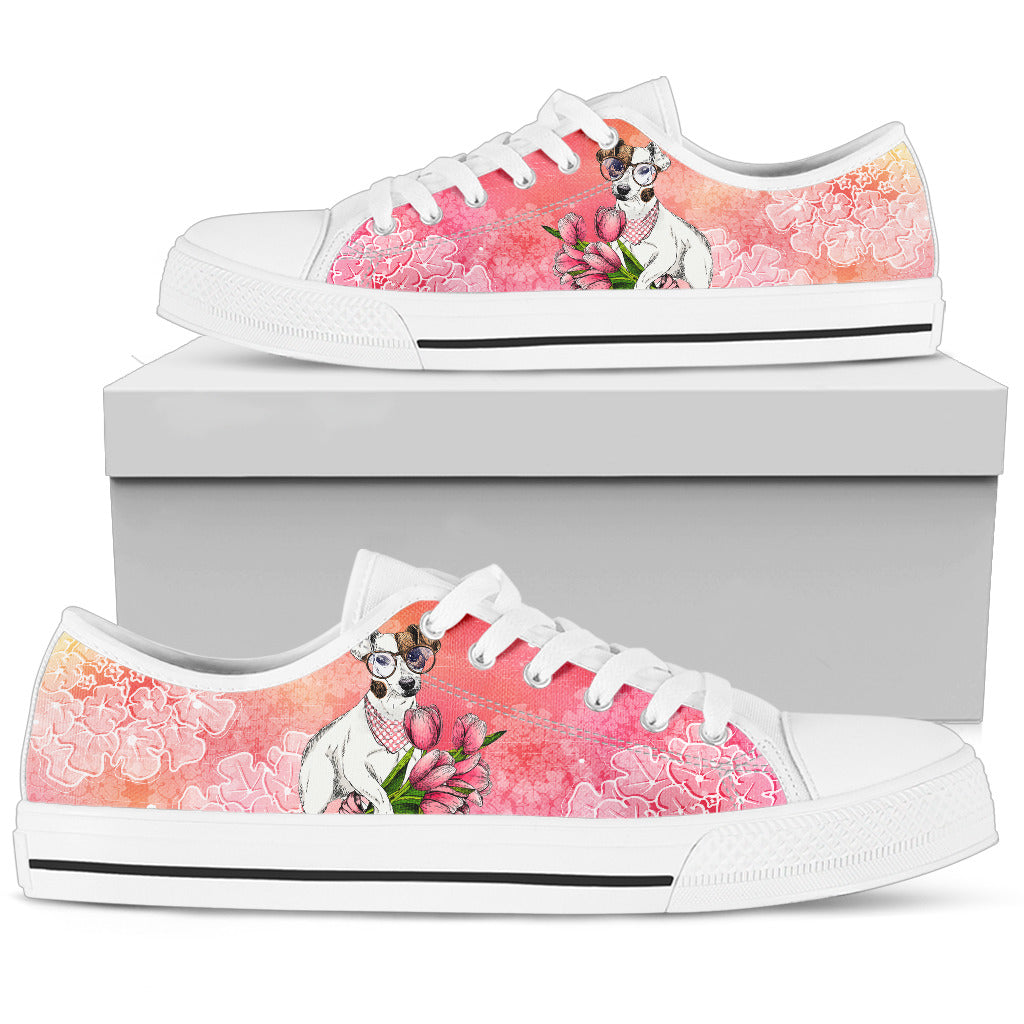Jack Russell Shoes Women's Low Top Shoe