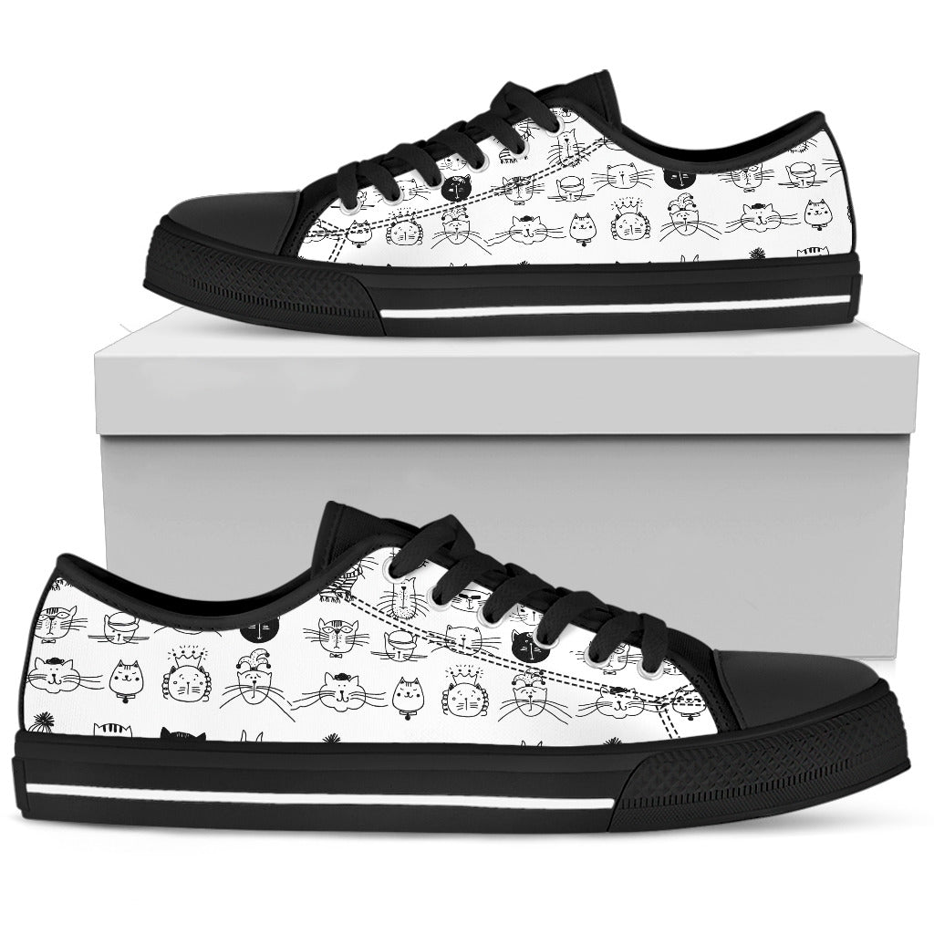 Cat Shoes Women's Low Top Shoe