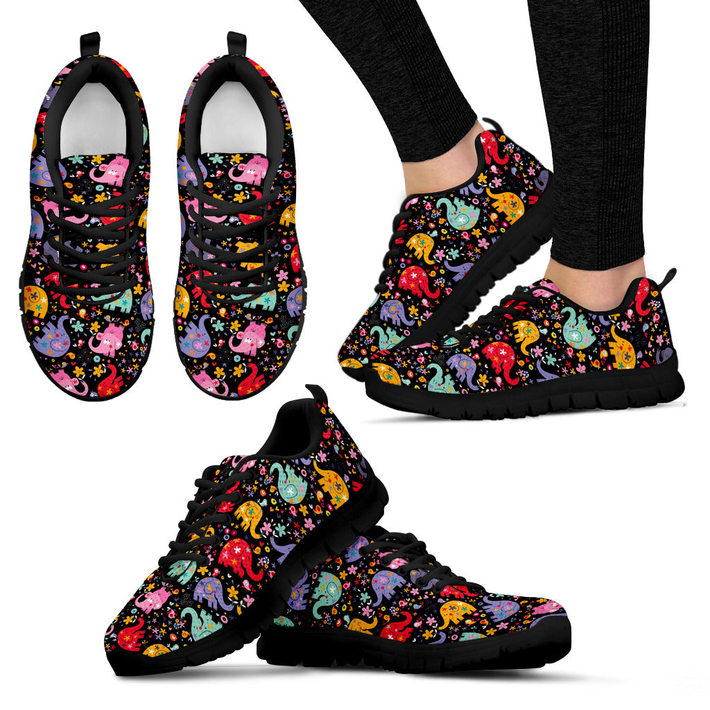 Elephant Shoes Women's Sneakers