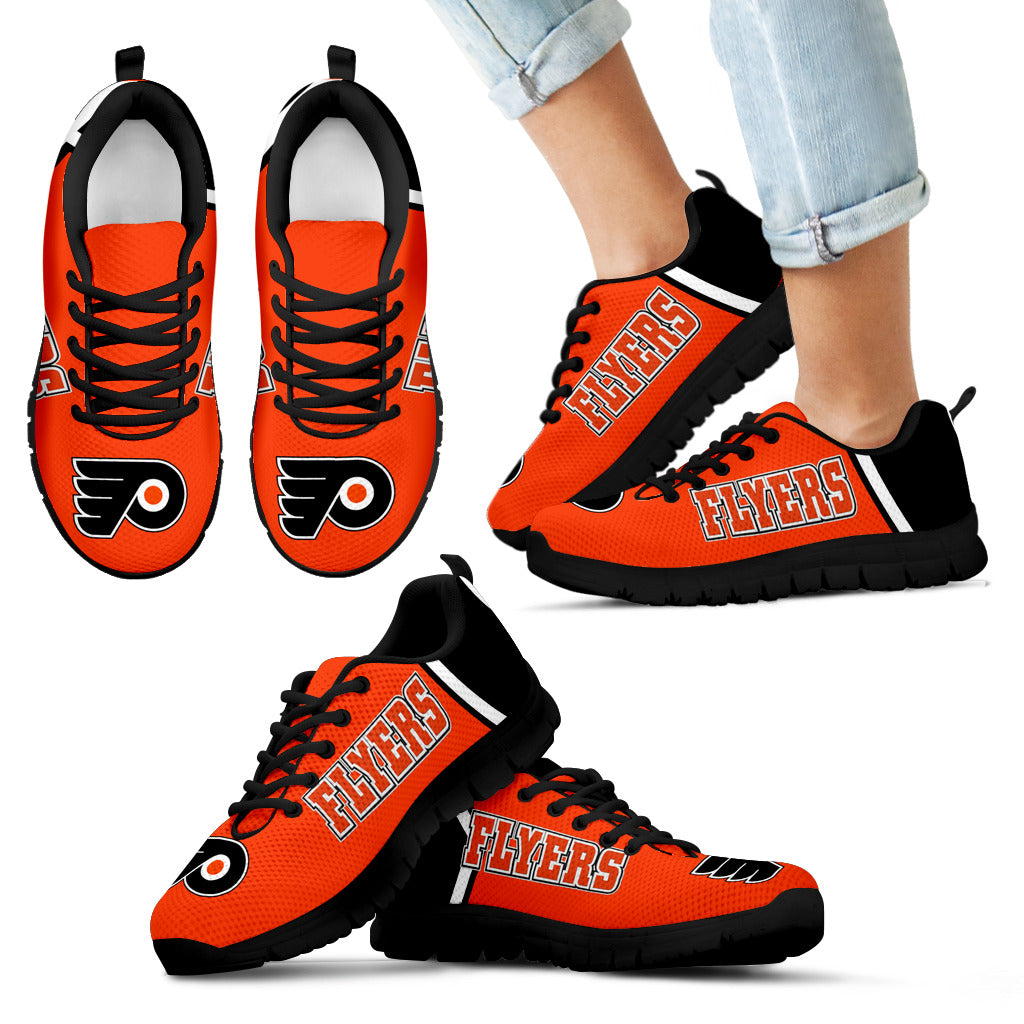 Philadelphia Flyers Shoes Philadelphia Flyers Sneakers