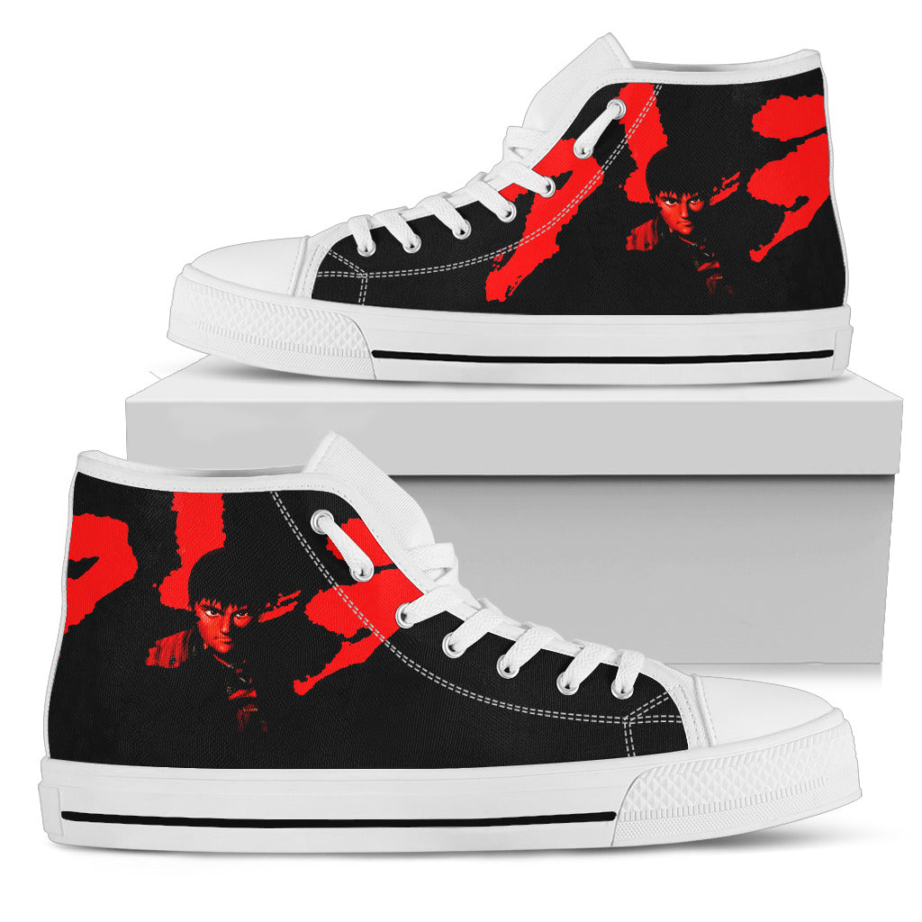 Akira Shoes High Top Shoes For Men Anime Sneakers